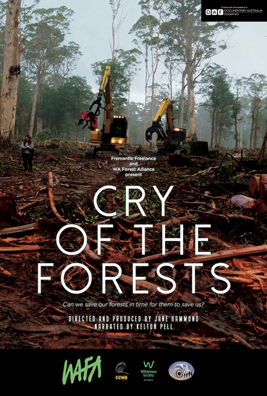 Cry of the Forests film poster