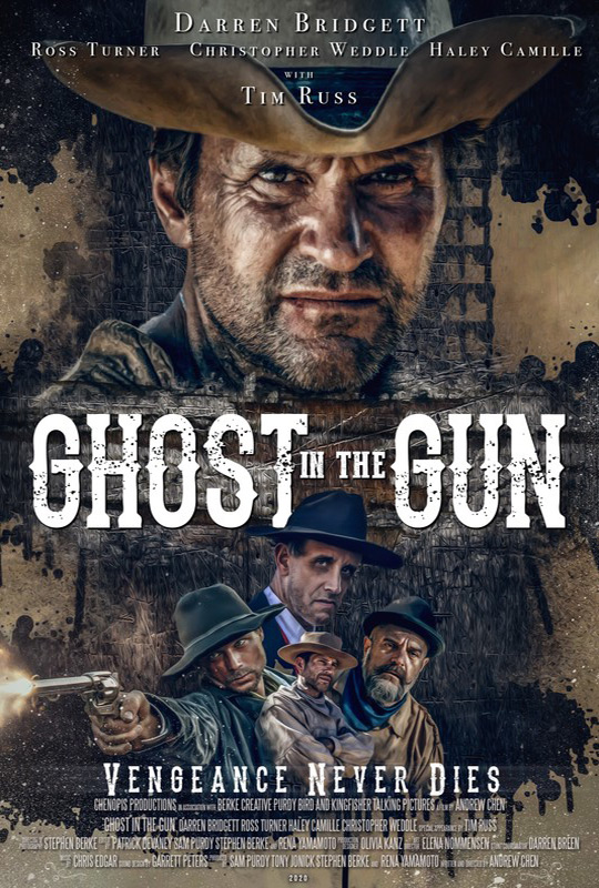Ghost in the Gun Film poster