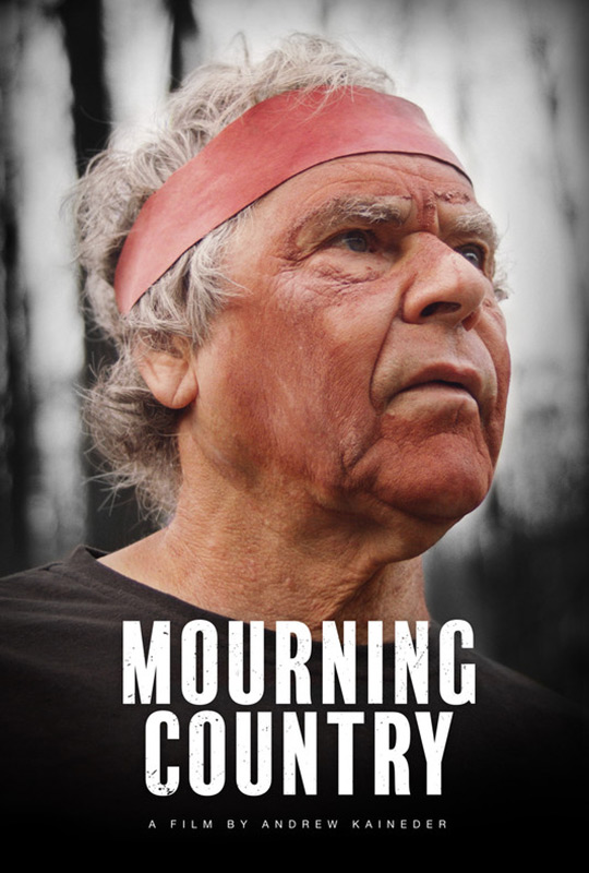 MOURNING COUNTRY film poster
