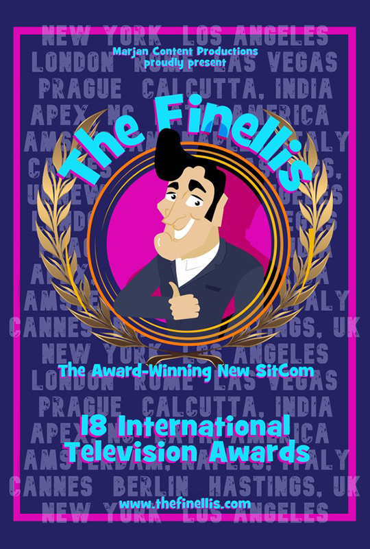 The Finellis film poster